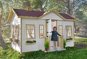 Grande Cabane Enfant : grande cabane pour enfant victoria ~ Melissatoandfro.com Idées de Décoration