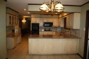 Peninsula Island Kitchen Kitchen Designs Tobi Fairley