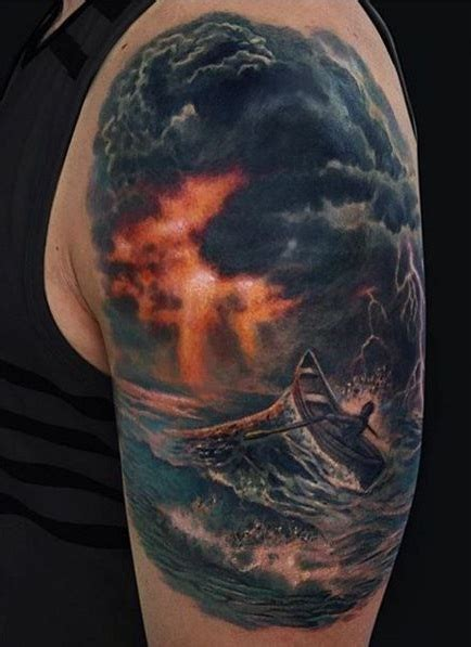 storm tattoo designs ideas  meaning tattoos