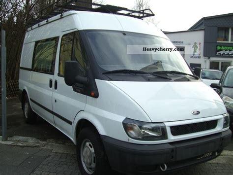 Ford Transit Vans € 3 2003 Box-type Delivery Van