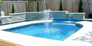 Swimming Pool Dekoration : swimming pool fountains waterfalls backyard design ideas ~ Sanjose-hotels-ca.com Haus und Dekorationen