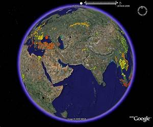 The Spread Of Avian Flu With Time  New Maps Exploiting