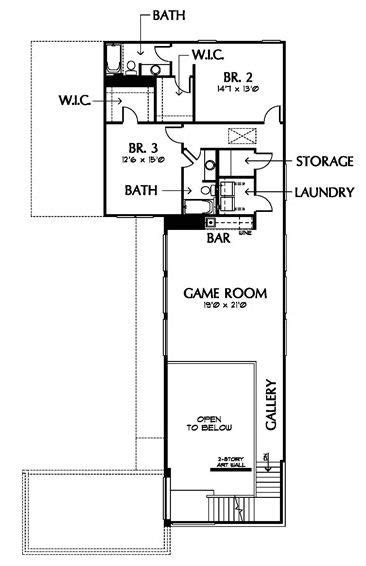 modern 2 house plans plano de casa moderna de 2 pisos con room proyectos