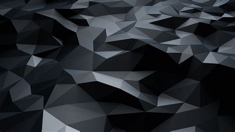 vj  poly art dark pattern papersco