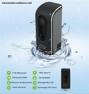 Camera Wifi Exterieur Sans Fil : cam ra wifi autonome sans fil pour l 39 ext rieur ~ Dailycaller-alerts.com Idées de Décoration