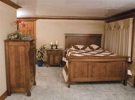 amish  bedroom collections