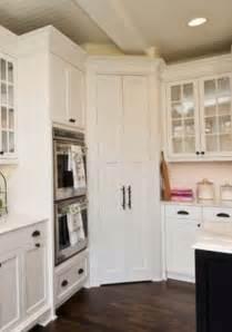 corner pantry house kitchen pinterest new kitchen