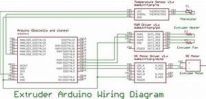 Extruder Arduino Wiring Diagram Png