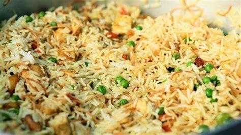 chicken biryani recipe sbs food