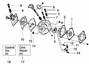 Weed Eater Gti19 Parts List And Diagram