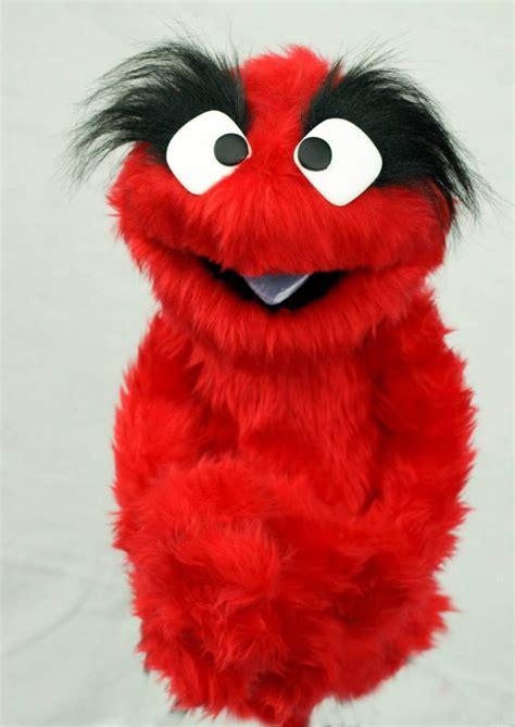 Monster Puppet Muppet PJ monster by The Puppet Workshop ...