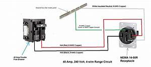 I Need Some Guidance In Running A 220 Line For A Stove  How Do You Know What Gauge Wire To Use