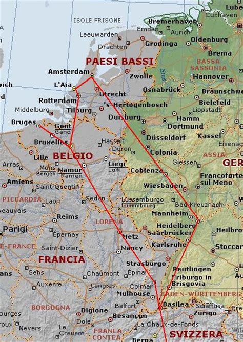 Transport Persoane-Colete Austria-Belgia-Olanda-Germania, 100 eur - Lajumate.ro