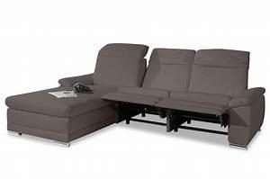 Ecksofa Mit Federkern : ecksofa mit relax grau mit federkern sofas zum halben preis ~ Frokenaadalensverden.com Haus und Dekorationen