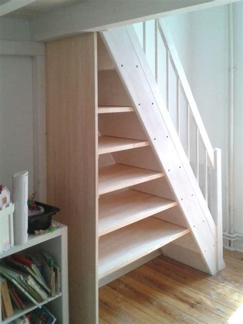 Regal Treppe Hochbett by Treppenregale Und Regal Treppen Der Tischlerei Hardys