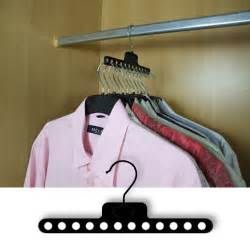 dealing with shallow wardrobes clothes hanger clothing