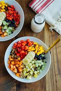 Breakfast Bowl 讓你的早晨不匆芒 A A 15 Best Quinoa Breakfast Bowls Simply Quinoa