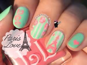Paris love nails the crafty ninja
