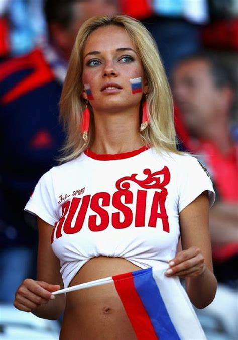 This Russian Hottest Football Fan Natalya Nemchinova Turns Out Porn Star Live Uttar Pradesh