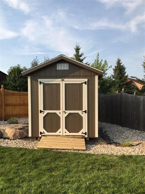 Builders Shed by Ranch Style Shed Quality Storage Buildings South Dakota