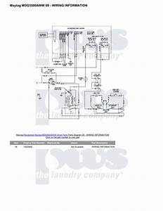 Download Free Pdf For Maytag Mdg5500aww Dryer Manual