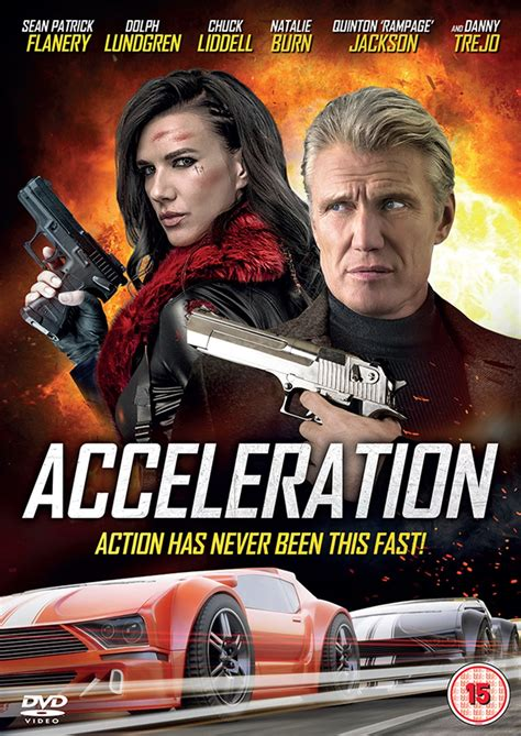 Acceleration | DVD | Free shipping over £20 | HMV Store