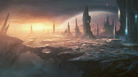 stellaris, Alien world HD Wallpapers / Desktop and Mobile ...