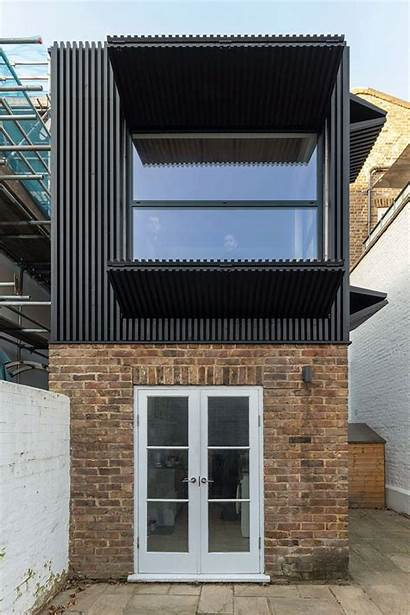 Architects Mata Apartment Victorian Extension London Facade