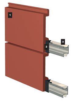 intelliscreen complete rainscreen system metal wall