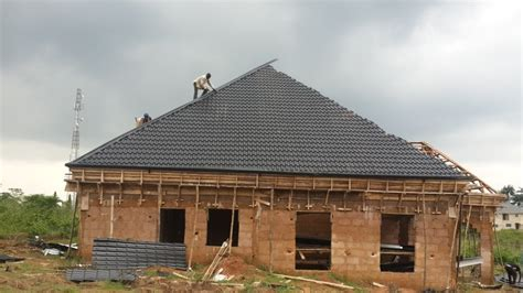 Cost Of Wiring A House In Nigerium by My Five 5 Bedroom Bungalow The Building Process