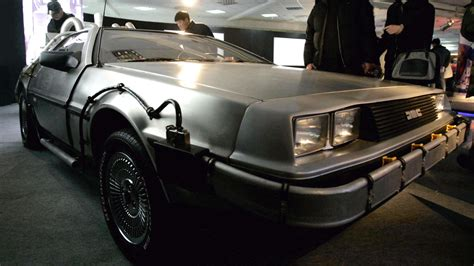 'back To The Future' Cars For Sale? (flux Capacitor Not