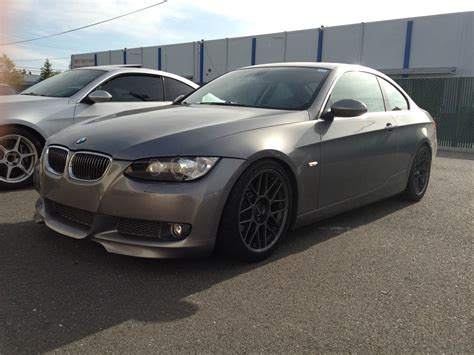 space grey bmw  coupe vishnu procede pictures