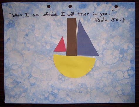 jesus calms  storm  treasure seekers