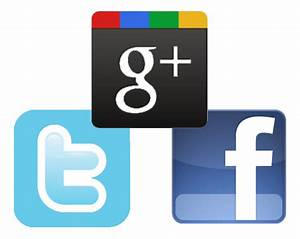 14 Facebook Twitter Google Icons PNG Images - Facebook ...