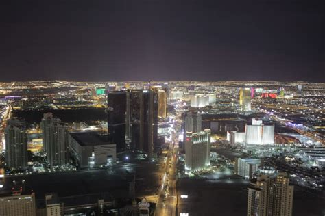 stratosphere observation deck times las vegas at as telephoto 4k 4096x2730