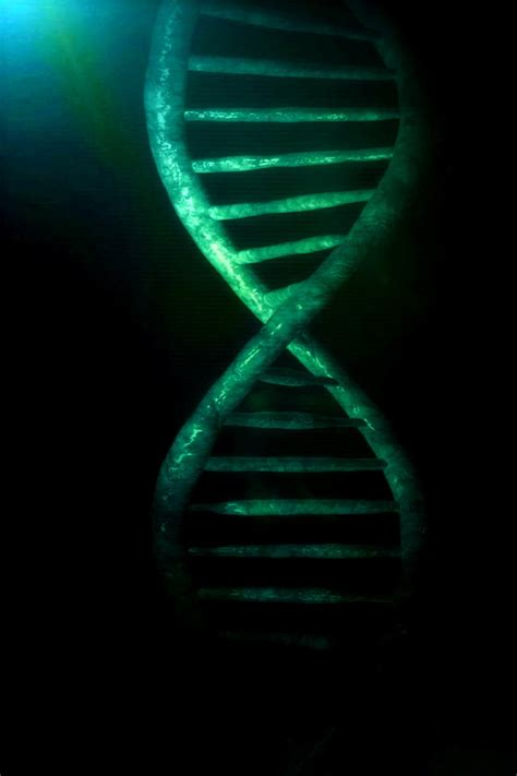 green dna structure wallpaper free iphone wallpapers
