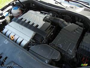 2006 Volkswagen Passat 3 6 Sedan Engine Photos