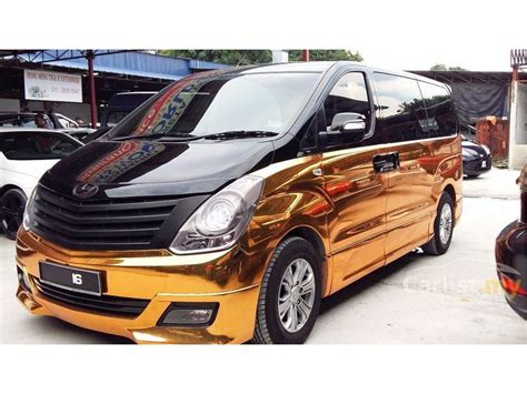 Hyundai Starex Modification by Hyundai Starex 2014 In Kuala Lumpur Automatic Others For