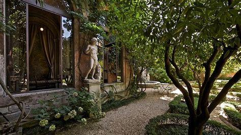 garden palace rome palazzo orsini palace that resembles a colosseum up for