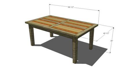 kitchen table bench plans free pdf kitchen table building plans plans free