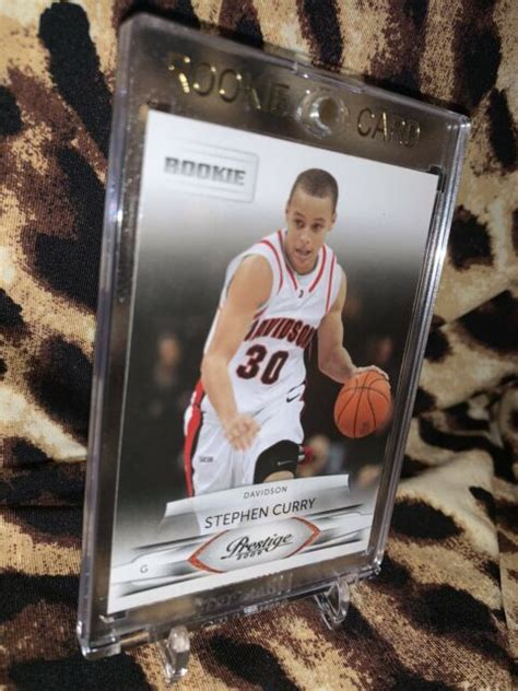 Check spelling or type a new query. ROOKIE CARD/09-10/ Stephen Curry/Prestige /#230/Davidson   eBay