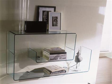 mensole di cristallo mensola in cristallo osaka by bontempi casa design studio 28