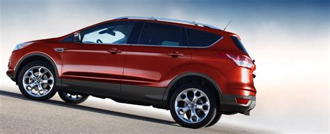 2015 Ford Escape Compact Suv Offers Fuel Economy, Carlike