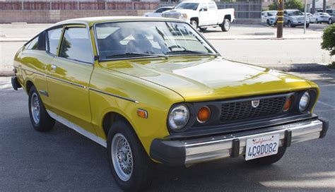 Datsun B2 10 by Three Owner 1976 Datsun B210