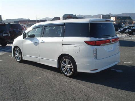 Nissan Elgrand Photo by 2011 Nissan Elgrand For Sale 2500cc Gasoline Automatic