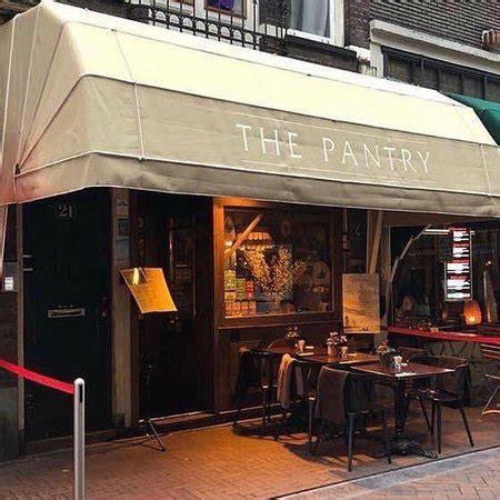 The Pantry Restaurant Amsterdam The Pantry Amsterdam Centrum Updated 2019 Restaurant