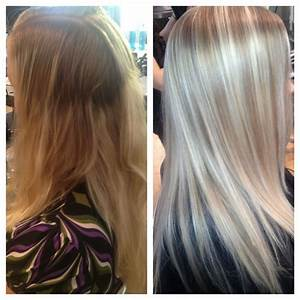 Corrective work: full head highlights and lowlights | My ...