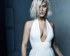 photo booth los angeles julianne hough photoshoot for yahoo style 2015