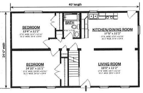 C110021 4 by Hallmark Homes Cape Cod Floorplan