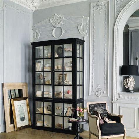 meuble vitrine pas cher en verre  vitrines de rangement cote maison